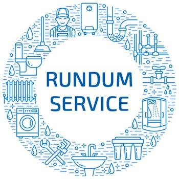 Rundumservice - Rohrreinigung & Kanalreinigung bei Kanalreinigung Klein